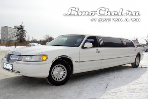 Lincoln Town-Car