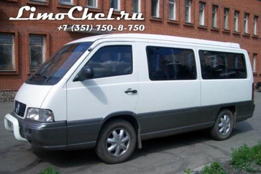 Автобус Мерседес Истана