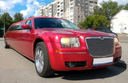 Chrysler Candy Red