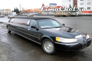 Lincoln Town-Car black
